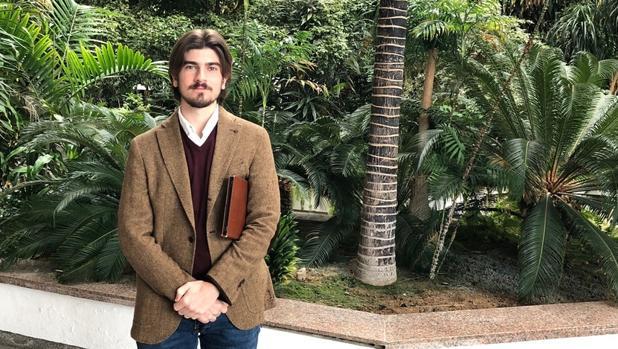 El historiador gaditano, Daniel Ríos