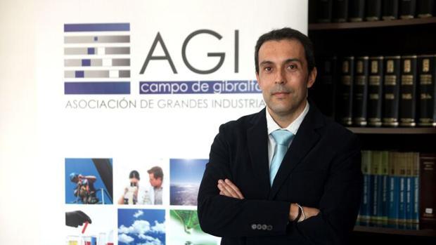 Manuel Doblado, presidente de la Asociación de Grandes Industrias del Campo de Gibraltar