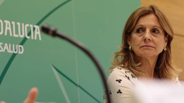 La consejera de Salud de la Junta de Andalucía, Marina Álvarez, era una de las denunciadas.