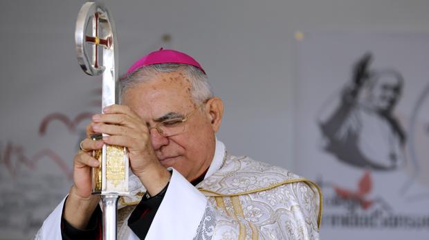 El obispo de Córdoba, monseñor Demetrio Fernández