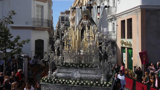 La Virgen de la Soledad del Santo Entierro
