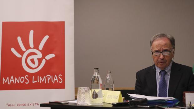 La Audiencia rechaza como argumento que el secrertario general del sindicato, Miguel Bernad, -en la imagen- esté incurso en un procedimiento penal en la Audiencia Nacional por presunta extorsión