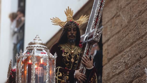 El Nazareno, por Jabonería