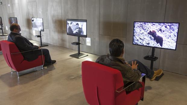 Dependencias de la Filmoteca de Andalucía en el C3A