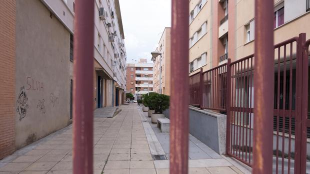 Pasaje donde el policía fue agredido por tres personas en Córdoba