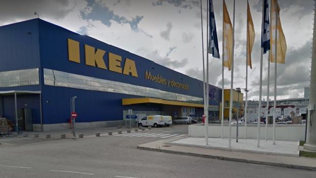 Centro Ikea de Sevilla, del que dependerá el punto de venta cordobés