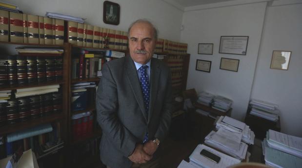 Juan Carlos Jurado, presidente del Consejo de Hermandades