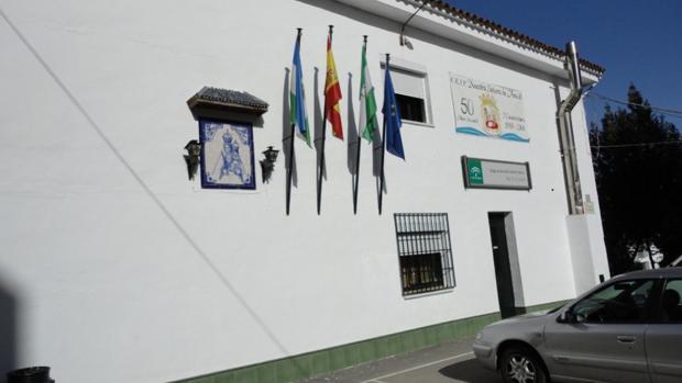 Colegio Virgen de Araceli, en Lucena