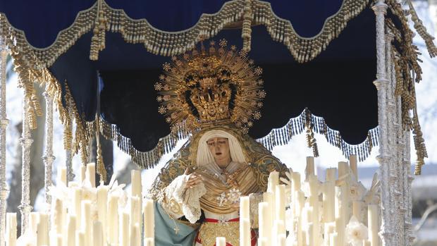 Nuestra Señora de la Estrella, el Lunes Santo