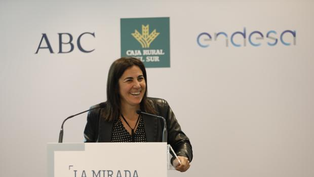 La directora delegada de Telefónica en Córdoba,