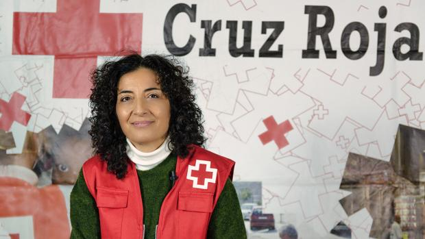 María del Mar Pageo, la nueva presidenta de la Cruz Roja en Andalucía desde el pasado mes de abril