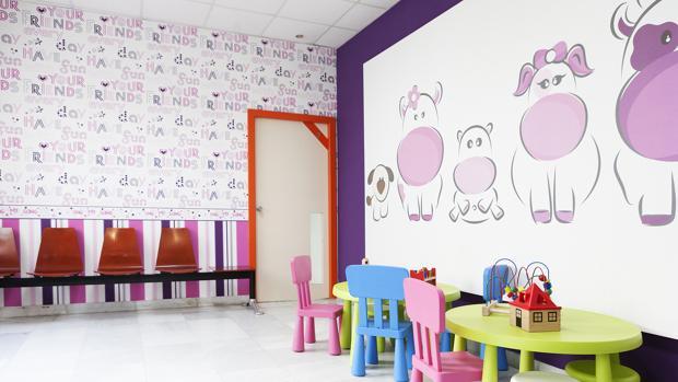 Área de Pediatría de La Salud