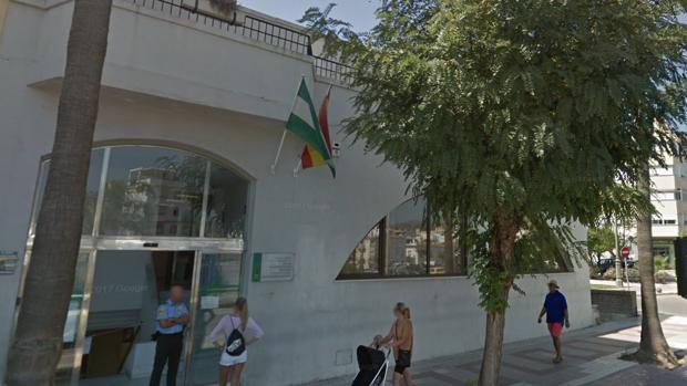Sede judicial en la avenida Juan Carlos I de Estepona