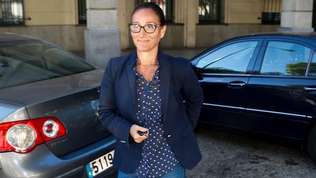 María Núeñez Bolaños, titular del Juzgado de Instrucción 6 de Sevilla