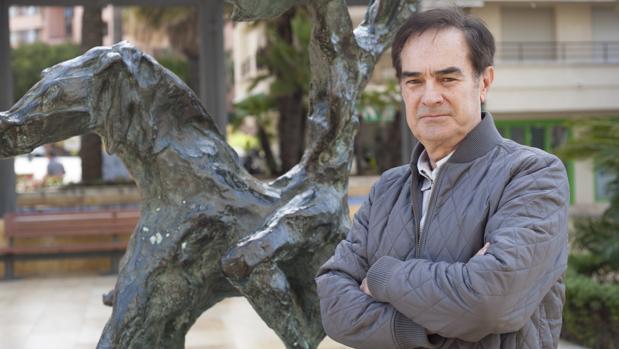 Carlos Molina, en su exilio forzado en Marbella