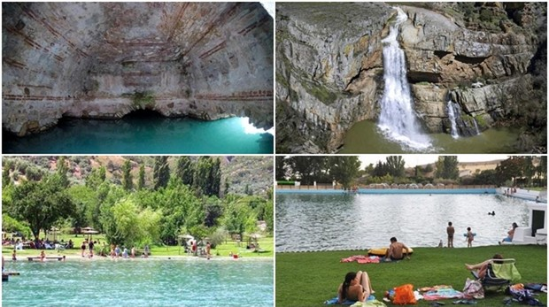 Los andaluces disponen de un amplio catálogo de destinos en el interior de la región