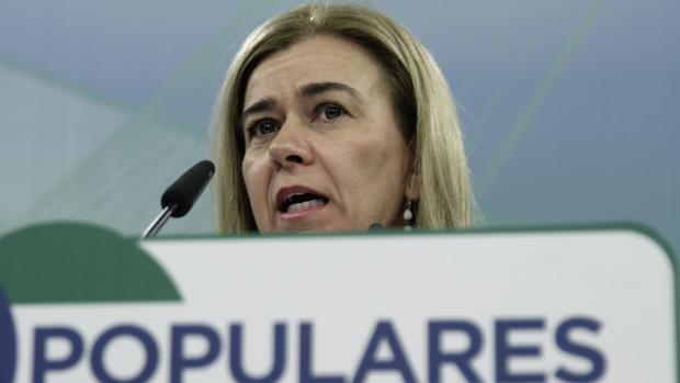 Teresa Ruiz Sillero, diputado por Cádiz del PP andaluz