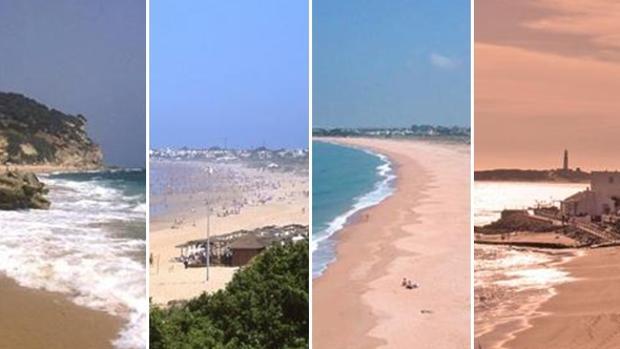 Playas vírgenes de la costa de Cádiz