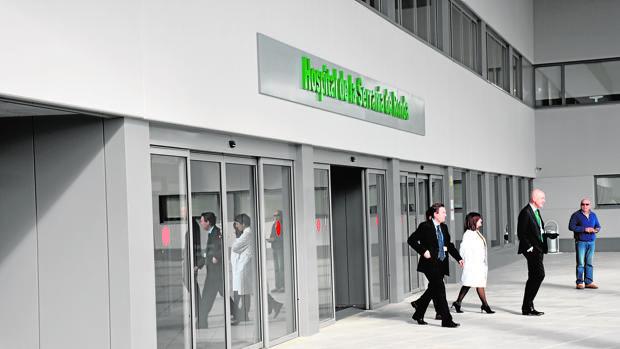 Imagen del Hospital de la Serranía de Ronda