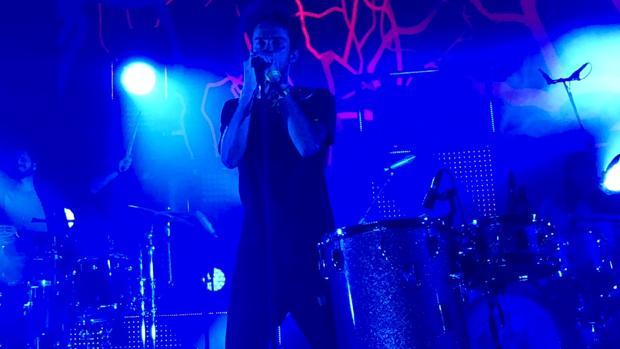 Vetusta Morla durante el concierto en Fuengirola