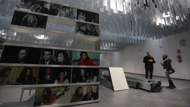 Interior del Museo Rocío Jurado, que lleva siete años cerrado por desaveniencias con Rocío Carrasco