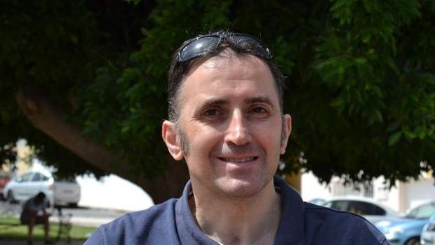 Javier Ochoa, en una foto reciente