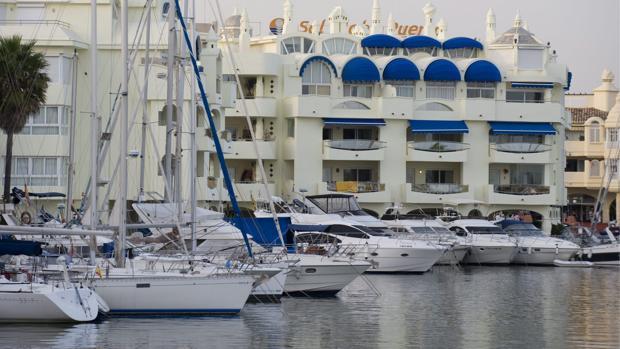Puerto deportivo de Benalmádena