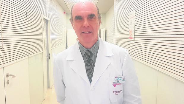 El doctor Manuel López Obispo es el nuevo director médico en el Hospital Cruz Roja de Córdoba