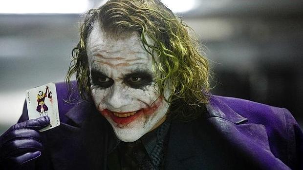 Las marcas simulan la sonrisa del famoso personaje de Batman