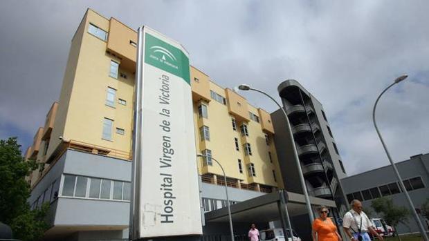 Los hechos ocurrieron en el hospital Virgen de la Victoria de Málaga