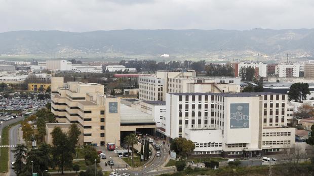 Vista general del Hospital Reina Sofía de Córdoba