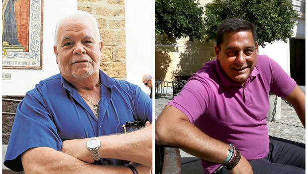 Jorge Gómez y Antonio Ramírez