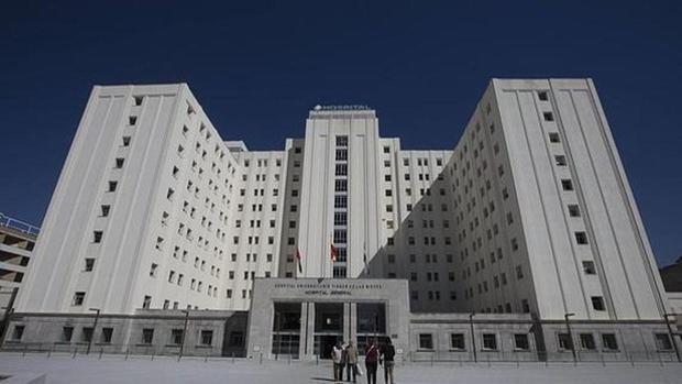 El hospital Virgen de las Nieves