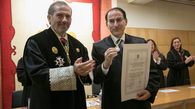 Francisco Javier Lara y Javier González de Lara