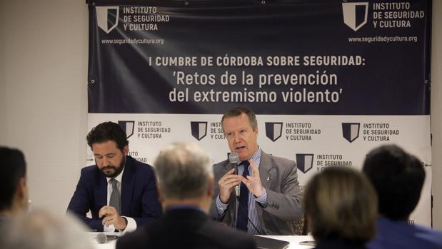 Una imagen de la primera «Cumbre de Córdoba», organizada por el Instituto de Seguridad y Cultura