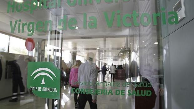 La agresión a las cuatro empleadas del Clínico de Málaga se produjo este miércoles