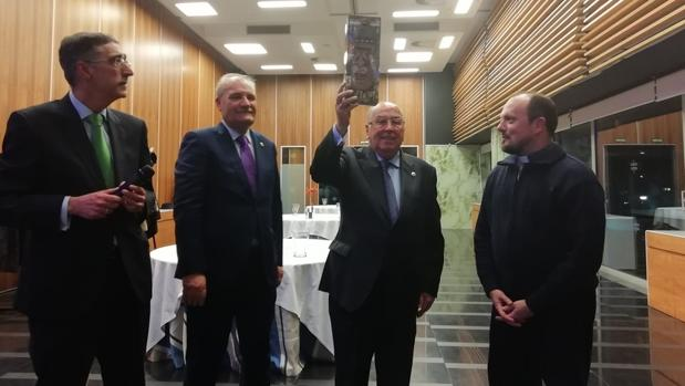 Manzorro, Jurado, Martín y Juan Enrique
