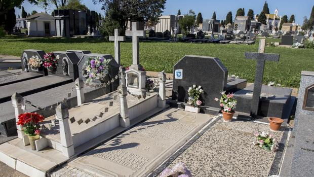 El cementerio municipal de Huelva