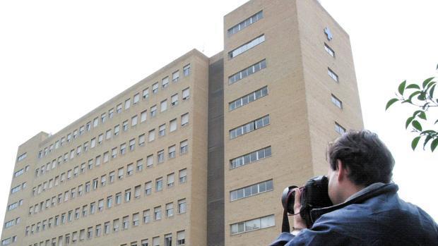 Hospital materno infantil de Jaén