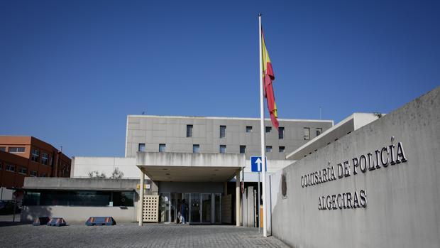 Comisaría de Policía Nacional en Algeciras