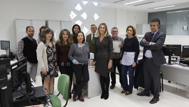 El Juzgado de Instrucción número 1 de Córdoba con la jueza María Teresa García, en la guardia