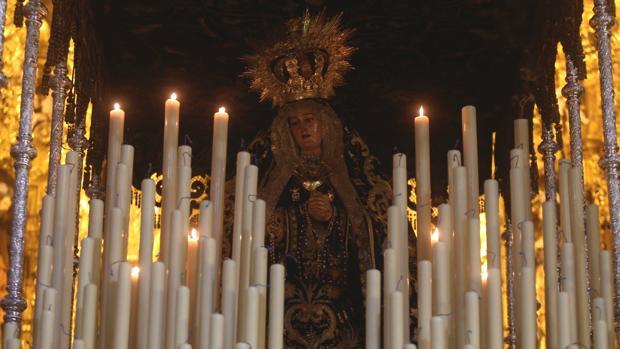 Virgen de los Dolores de Servitas