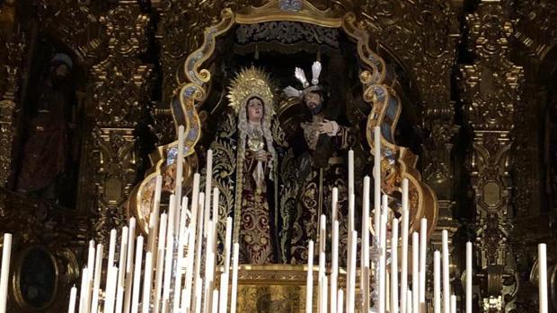 Los Titulares, en el altar de cultos