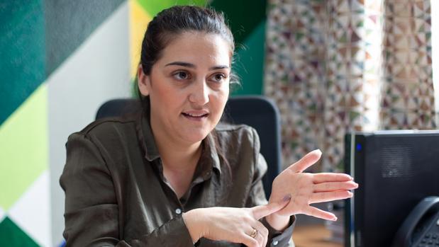 Begoña Arana, directora de Nuevo Hogar Betania