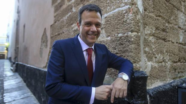Vicente Rodríguez, pregonero de la Semana Santa 2019