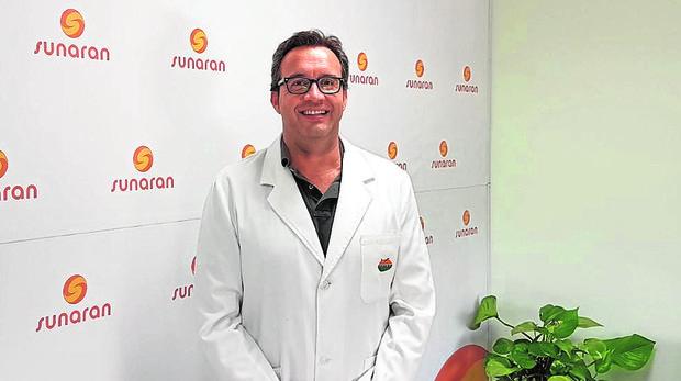 Antonio Carmona, gerente de Sunaran