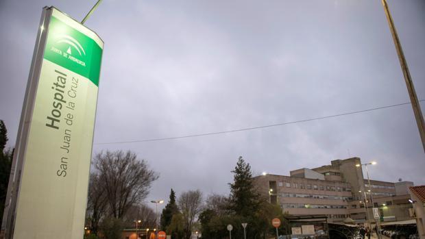 El hospital San Juan de la Cruz de Úbeda