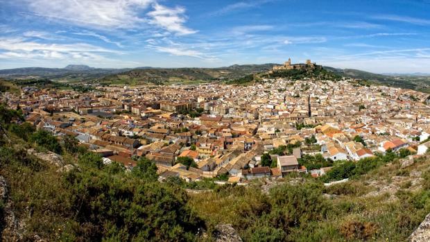 El suceso ha tenido lugar en el pueblo jienense de Alcalá la Real