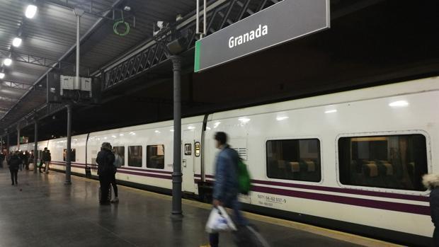 Granada sigue a la espera de la llegada del AVE, entre otras promesas ferroviarias