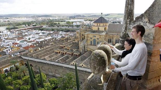 Tejados de la Mezquita-Catedral de Córdoba